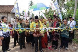 Sayed Jafar Canangkan Kampung KB Desa Sungai Bahim