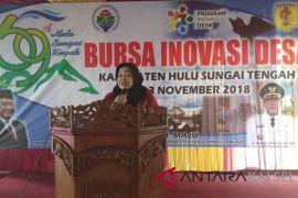 Hj Ernawati: Jangan Lupakan PKK Desa