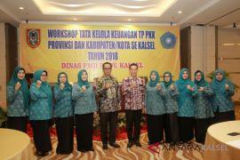 PKK Kotabaru Ikuti Workshop Tata Kelola Keuangan