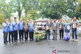 Saperiansyah wins appropriate technology competition