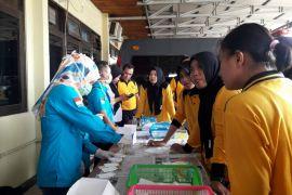 Anggota Polres Tabalong ikuti tes urine