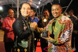 Stand Kodim Kandangan raih kategori terfavorit HSS Expo 2018
