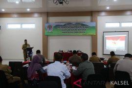 Konsultasi publik review rencana pengelolaan cagar alam Gunung Kentawan