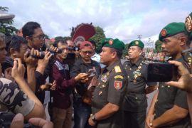 Pangdam : Prajurit TNI harus dekat rakyat