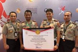 Tabalong Police wins corruption-free zone