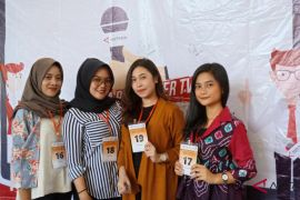 Mahasiswi ULM dominasi finalis Lomba Presenter TV Antara