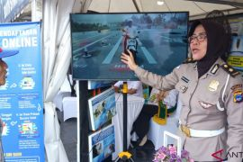 South Kalimantan Police provide driver's license tutorial on Youtube