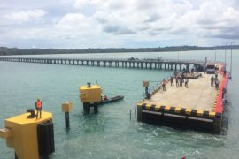 BPTD reviews two docks construction in Kotabaru