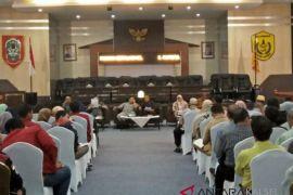 Bapamperda Banjarmasin uji publik tiga Raperda  2019