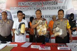 Police Chief: 5 kg methamphetamine is international network