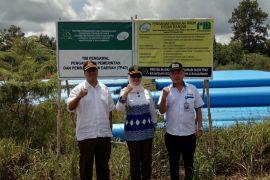 Two prosecutors review PDAM Intan Banjar project