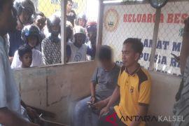 Warga tangkap pencuri di Jalan Sultan Adam