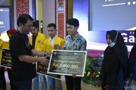 Mahasiswa berprestasi ULM terima beasiswa dari Pegadaian