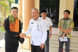 Plt Bupati HST apresiasi Syaifullah pemain Timnas Futsal U-20
