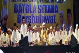 Pemkab gelar Batola Setara Bershalawat