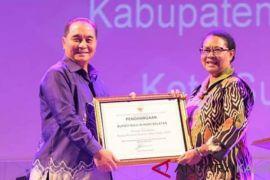 Taman Palidangan Sehati raih penghargaan tingkat Nasional