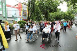 Perlindungan dan hak penyandang disabilitas diharapkan terpenuhi