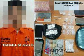 Polisi Bekuk Dua Pengedar Sabu Barbuk 13.04 Gram