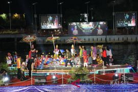 Festival sungai perkuat destinasi wisata sungai Banjarmasin