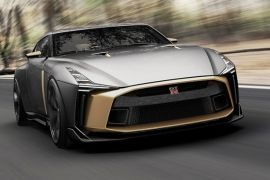Cuma 50 unit di dunia, Nissan siap produksi GT-R50