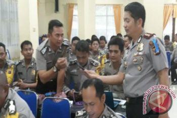 Polres Banjar deklarasikan zona integritas bebas KKN