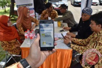 6,1 juta wajib pajak sudah sampaikan SPT