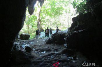 Objek Wisata Gua Sungsum Terkesan Terlantar