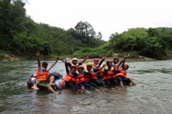 Kelompok tani hutan kelola puncak Karamo Tabalong
