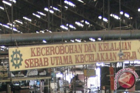 74 companies in South Kalimantan have no work accidents
