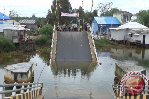FPPP DPRD ungkit ambruknya jembatan Tanipah