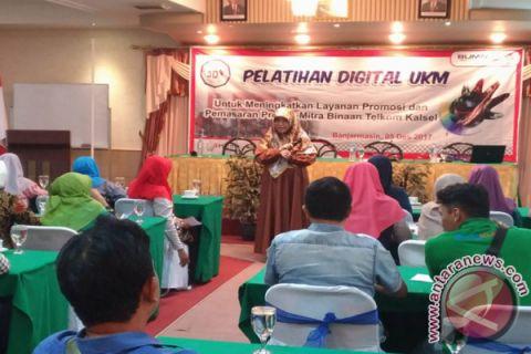 Bekali Mitra Binaan Dengan Pelatihan Digital