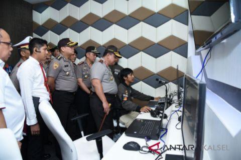 Kapolda Ingin Command Center Polda dan Polres Terintegrasi