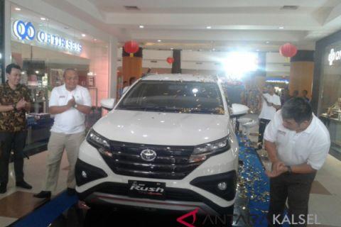 Toyota Resmi Luncurkan Produk All New Rush