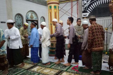 Masjid Agung Kotabaru gunakan genset selama Ramadhan