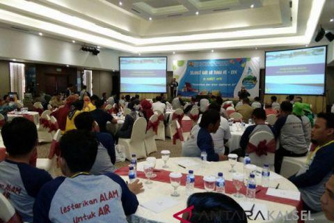 Seminar Selamatkan Alam Untuk Air