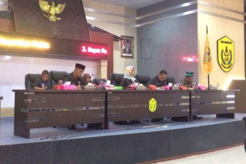 Advetorial- DPRD Banjarmasin Sahkan Dua Raperda Inisiatif