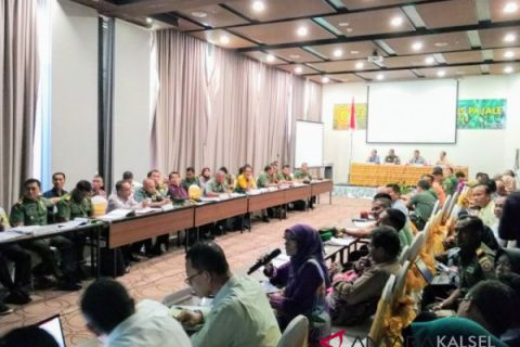 Added planting area increases in South Kalimantan