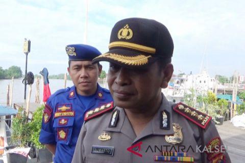 Kapolresta : Kami segera selidiki penyebab kebakaran tanker