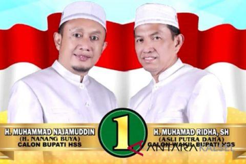 Kampanye akbar Buya Ridha datangkan Haddad Alwi dan Sulis