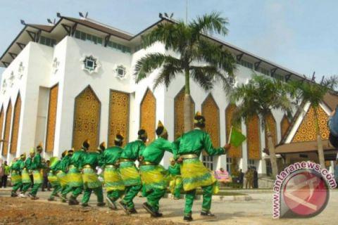 Kloter pertama JCH Kalsel masuk asrama haji