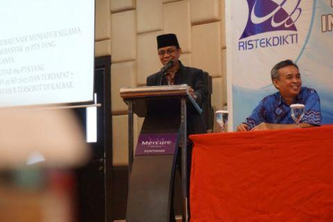 Mengejar Akreditasi B PTS se Kalimantan, ini yang dilakukan Kopertis XI