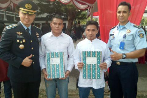 95 warga binaan Lapas Tanjung dapat remisi