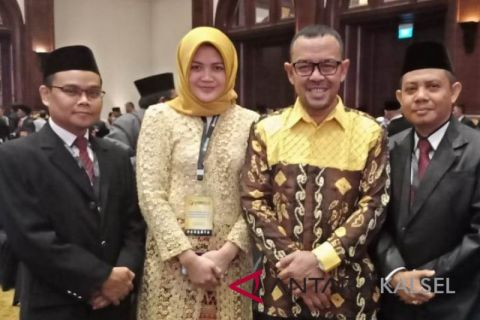 Muhammad Ahsani Ketua Bawaslu HST