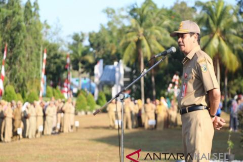 Pemkab undang 5.000 warga hadiri syukuran Kamta-Abdi Rahman