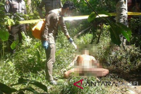 Warga Jamil dan Tabudarat geger penemuan mayat di tengah hutan