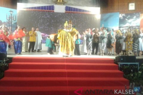 Puncak perayaan ke-80 Keuskupan Banjarmasin