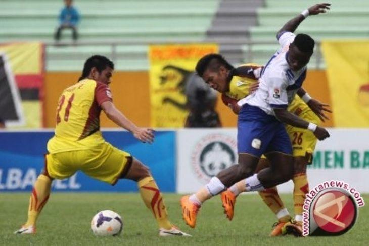 Sriwijaya boyong 20 pemain untuk hadapi Barito