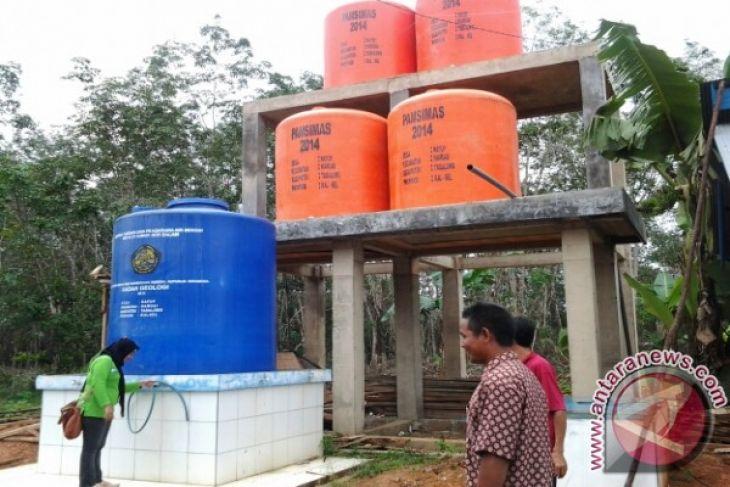 13 ribu Warga belum nikmati air bersih