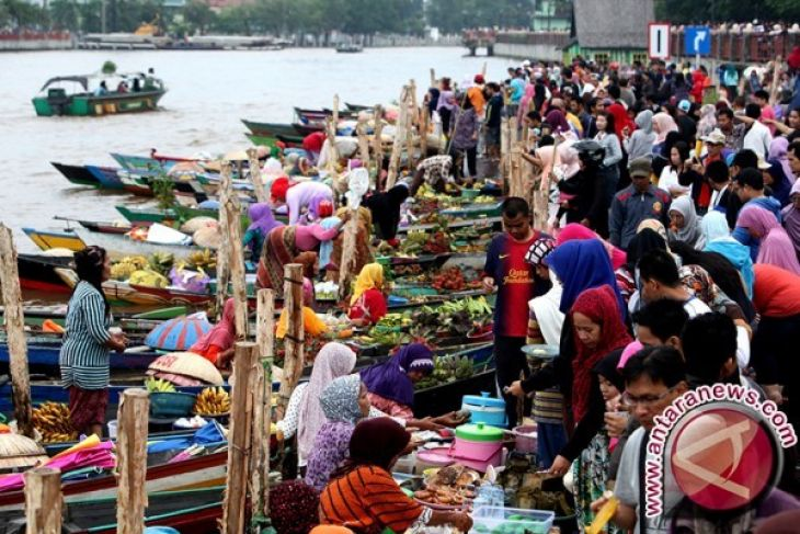 Banjarmasin Targets 10 Thousand Tourist Visit