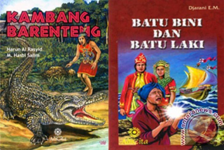 Balai Bahasa Petakan Cerita Rakyat Antara News Kalimantan Selatan